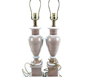 Vintage FREDERICK COOPER Neo-classical OR Victorian Style Lamps