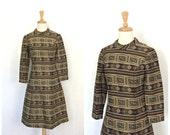 Vintage Mod 60s Dress - n...