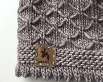 Trellis Cloche HAT PATTERN/Womens Lace Hat Knitting Pattern/Instant PDF Download/Easy Fit Knit Hat/Adult Beanie Knitting Pattern