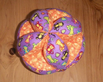 Too Many Monkeys - Grab Ball - Baby Exercise Toy
