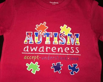 Autism Awareness Tee