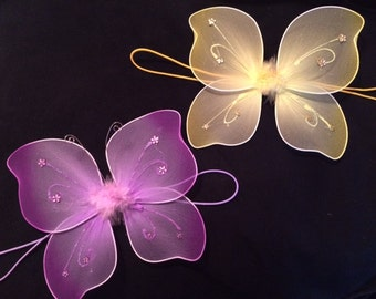 Baby Wings, Fairy Wings, Costume Wings, Photo Prop