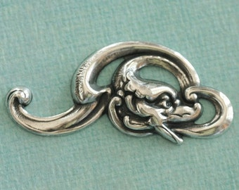 2 Silver Dragon Findings 2598
