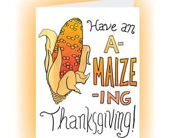 A-maize-ing Thanksgiving
