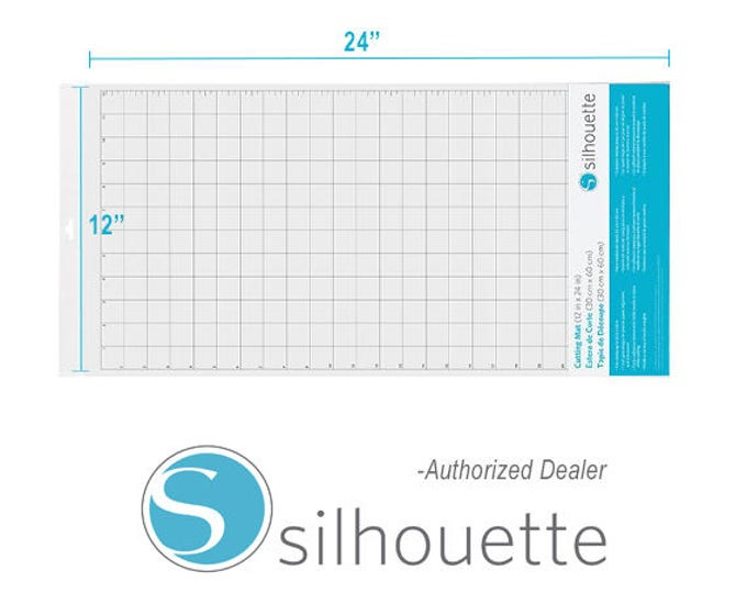 "1 Silhouette Cameo 12""x24"" Replacement Cutting Mat"