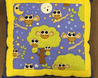 Owl Cushion Pillow