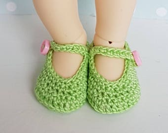 Littlefee, YOSD  Shoes Spring Green