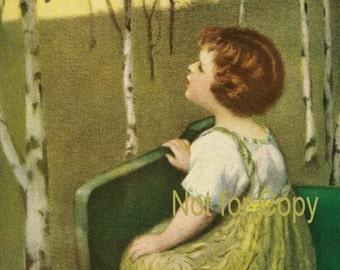 Spring Song SIMON GLUCKLICH  aka Song of the Robin