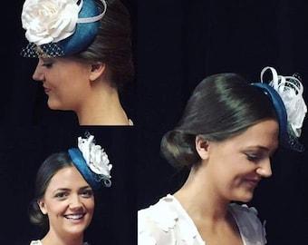 Church hat, tea party hat, Ascot hats, ladies races hat, fascinator, SHOW PONY Millinery