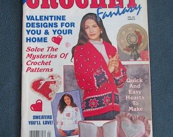 Crochet Fantasy Magazine No. 90