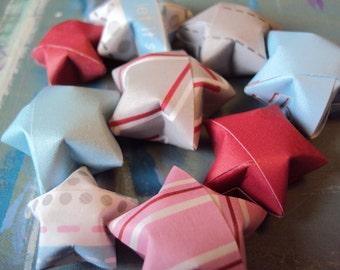 Mini Bag of Origami Wishing Stars