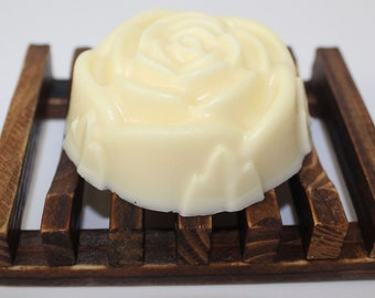 Rose Three Butter Soap