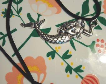 Pretty Handmade Mermaid Necklace