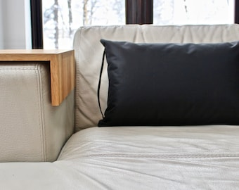 outside, outdoor cushion pillow, outdoor cushions, rectangle cushion, minimalist cushion, minimalist outdoor pillow Scandinavian cushion
