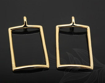 H765-20pcs-Gold Plated