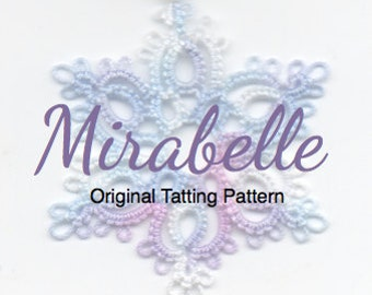 Mirabelle -  TATTING PATTERN