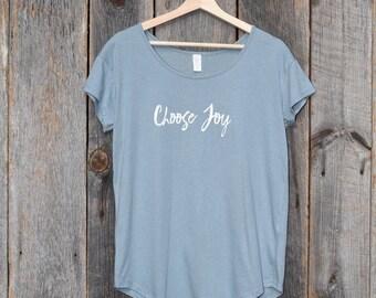 Choose Joy (Women's T-shirt)