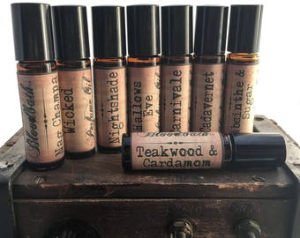 2 for 25 Special Indie Perfume oils