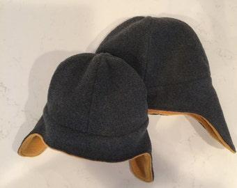 Child/Adult Bomber Hat