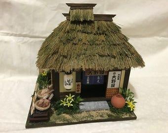 Handmade Japanese okashi sweet house