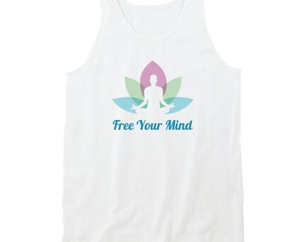 Free Your Mind Tanktop