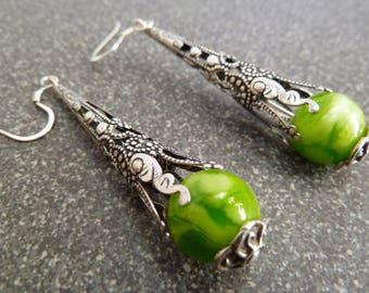 The Oriental earrings