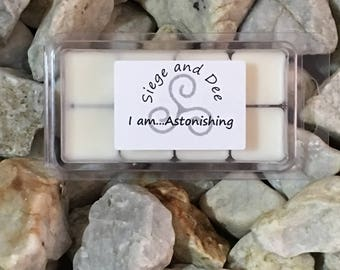I am....Astonishing | Scented Soy Wax Melting Bar