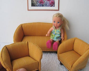 BABY BARBIE furniture set of 6. The best gift for your Doll !
