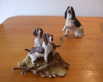 Sherratt and Simpson figurine of two Spaniels