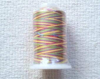 VENTE - panaché de coton, fil à coudre - 650 Yds par bobine 04/18