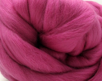 4 oz. Merino Wool Top - Wine-Cup