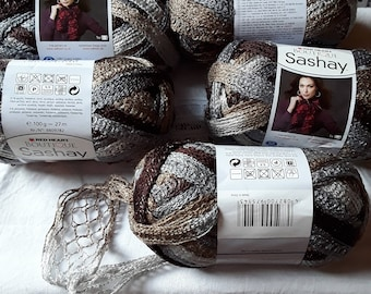 MESH YARN SKEINS