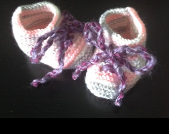 Knitted Baby Running Shoes