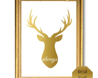 Harry Potter Decor, After All This Time Always, Expecto Patronum, Dorm Room, Nursery Decorations