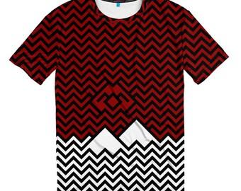 Twin Peaks T-shirt, Men's Women's All Sizes
