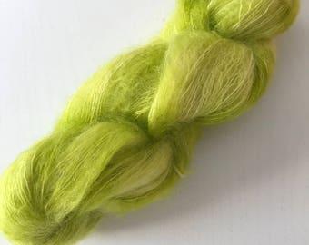 Kid Mohair silk LEMON TREE