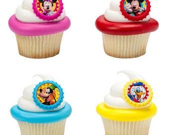 DISNEY Cupcake Rings