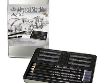 Advanced Sketching Art Kit