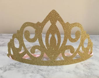 Princess Crown, Princess Tiara, Princess Party Favors