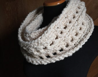Wool Sparkle Scarf