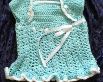Robin Blue Baby Dress