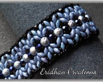 Simplicity - beaded bracelet - tutorial