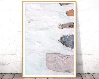 Neutral Wall Art, Above Bed Art, Digital Print, Modern Photography, Architectural Detail, Minimalist Poster Design, Farmhouse Style Fine Art