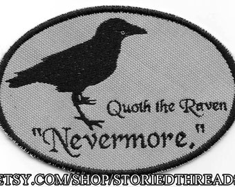 The Raven Nevermore Patch