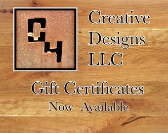 Gift Certificate, Certificates, Gift ideas, Unique Gift ideas, Mothers Day, Birthday, Graduation, Anniversary, Cowgirl, Western, Unique