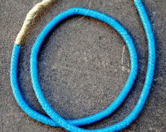 Old Snake Beads: Turquoise