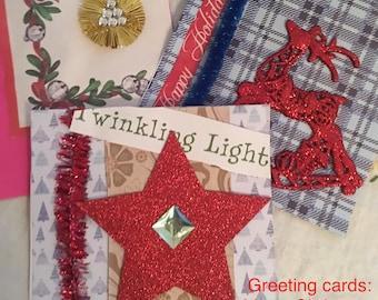 Greeting cards : Christmas