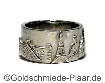 rings of Paris, bague de Paris