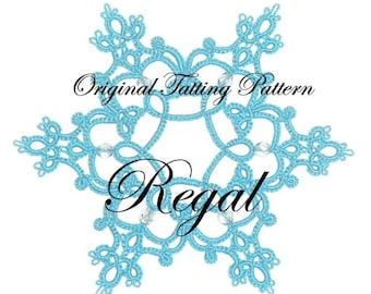 Regal TATTING PATTERN