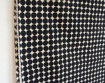 Japanese Cotton Linen Blended Fabrics - polka dots